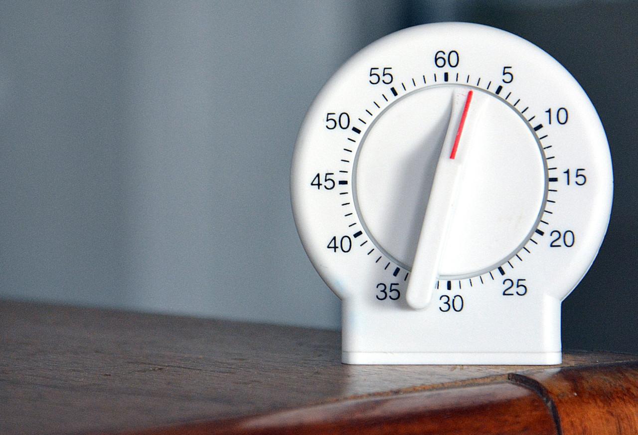 Mentaltechnik 5 Minuten Deal hilft bei Unlust