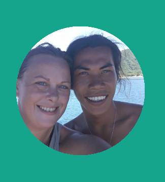 Ramona und Hendrik von Surf Fitness Online empfehlen