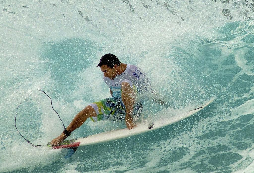 Surf Fitnesstraining für mehr Beweglichkeit