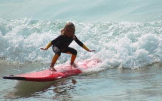 Take Off AMRAP Surf Workout für einen besseren Take Off