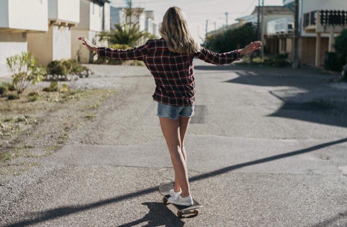 Skaten oder Snowboarden Voraussetzung für das Surfen?