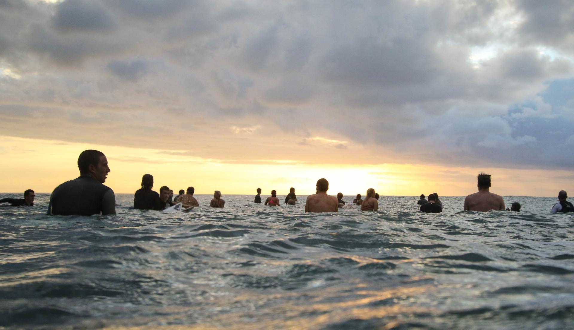 Surf Meditation Surf Mentalübung für entspanntes Surfen