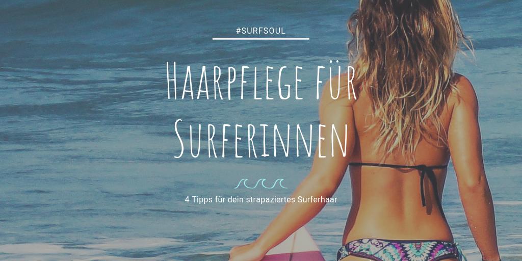 Surfer Haare