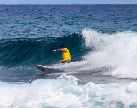 Surftechnik Bottom Turn -  Das Surfmanöver Tutorial 2