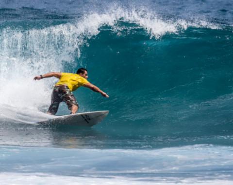 Surftechnik Bottom Turn -  Das Surfmanöver Tutorial 1