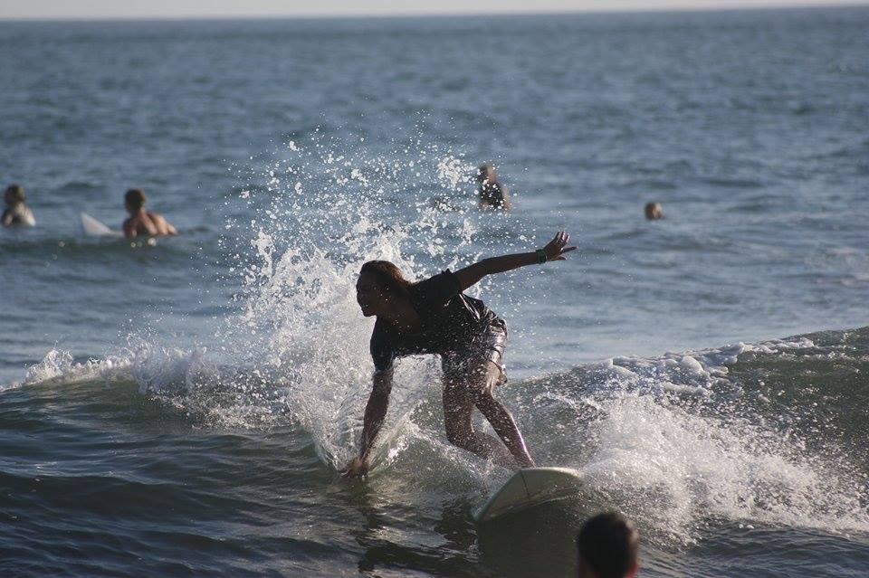 Turns besser Surfen Fortgeschrittenen Surfkurs