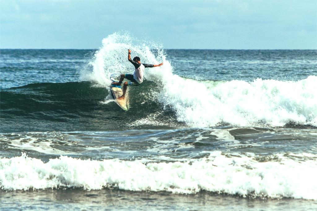 besser surfen lernen  Surf turns verbessern