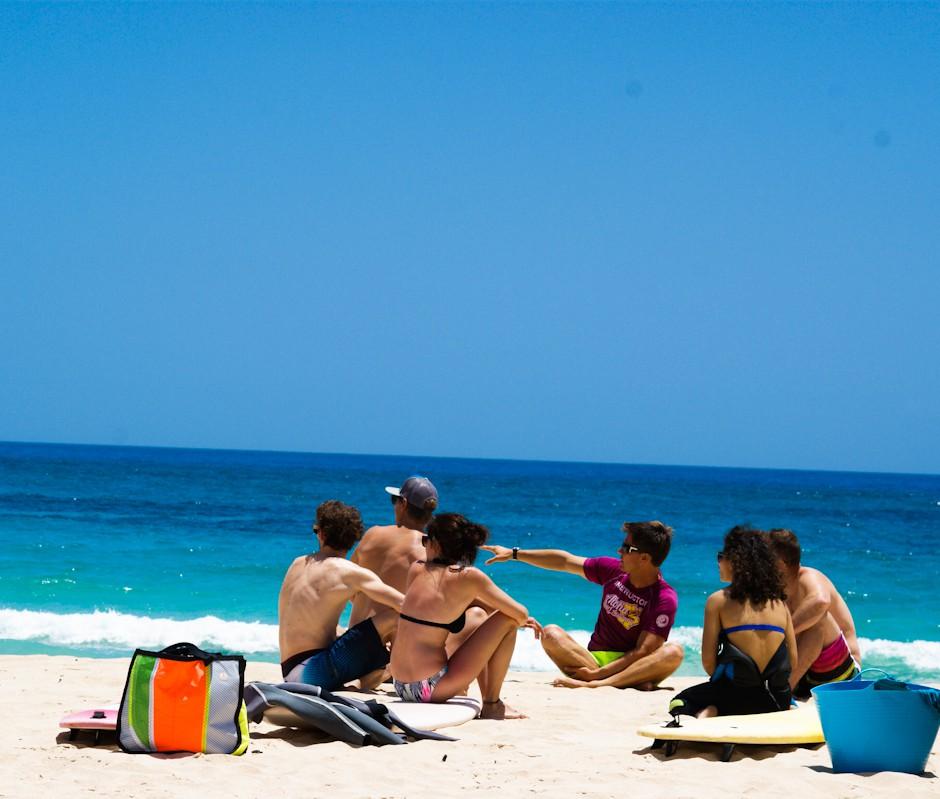Aloha Surf Academy - Surfschule Fuerteventura - kleine Gruppe