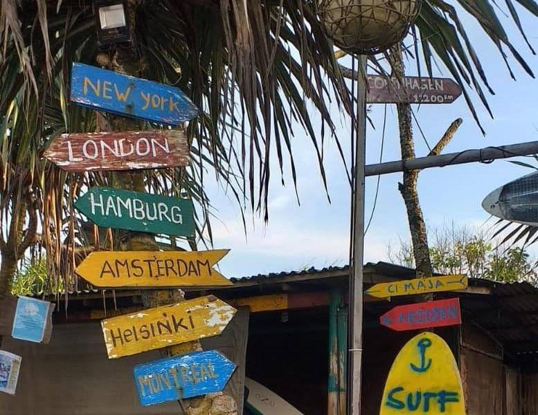 Surf Reisen tolle Orte Schöne Surfspots Travel