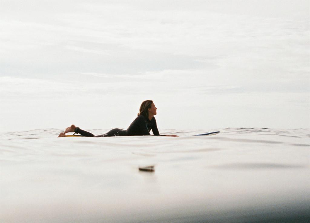 Meditation Surfen, Zen Achtsamkeit,