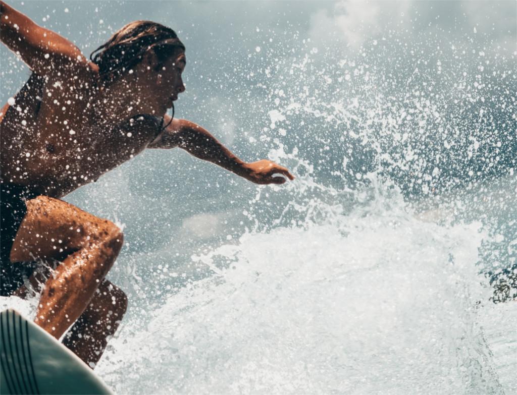 Surf Fitness Training Surfen macht fit gut für Gesundheit, Surferbody