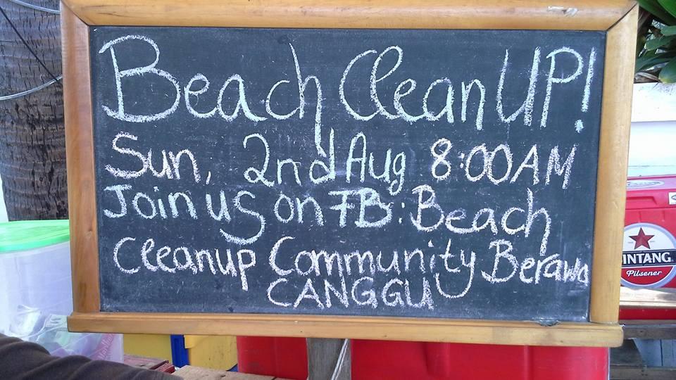 Beach Clean Up Orga