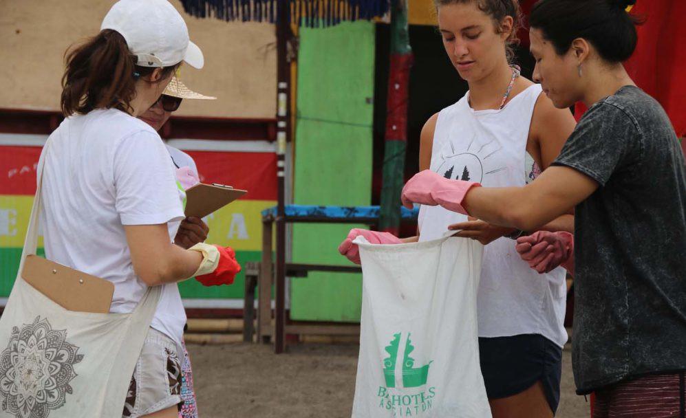 Fragen Beach Cleaning organisieren