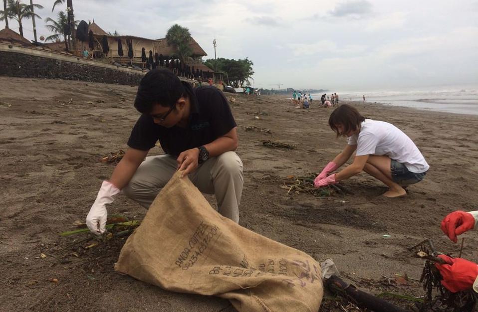 Beach Clean Up Ausrüstung
