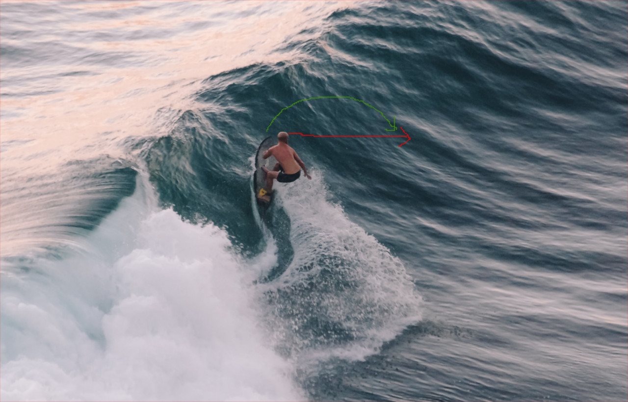 Top Turn Surfmanöver Tutorial