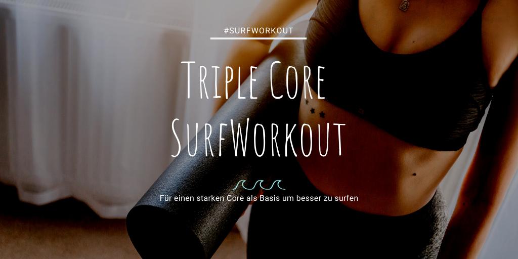 Surf Workout Fitness für Surfer