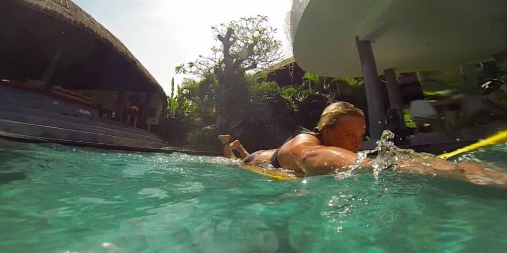 Paddeltechnik trainieren besser paddeln surfen
