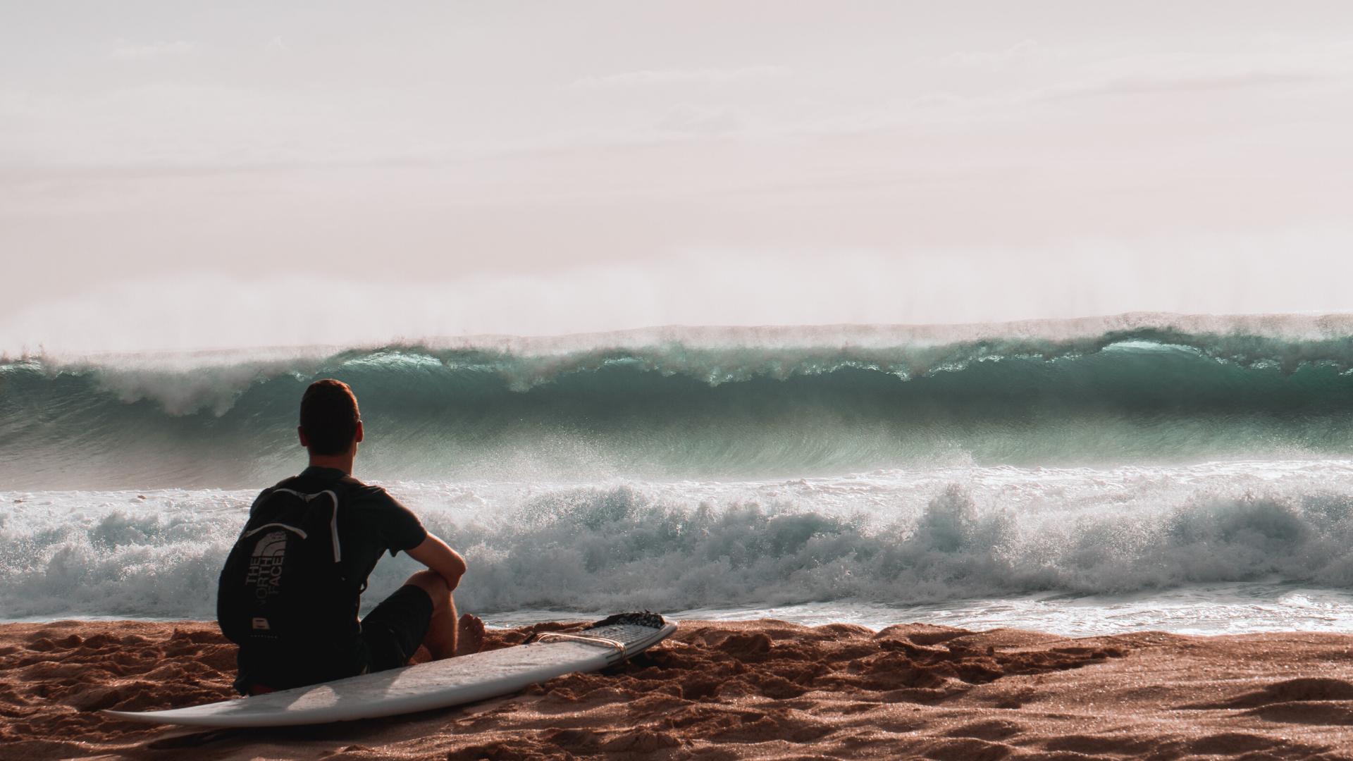 Tipps für eine gute Surf Session schneller Fortschritte machen