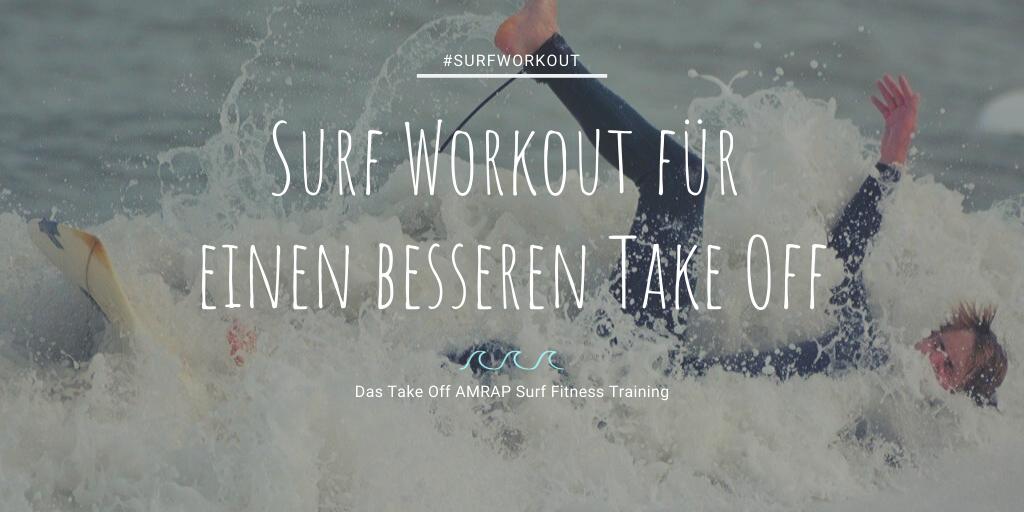 Surf Workout für einen besseren Take Off