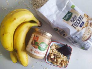 vegan no sugar Power Riegel ohne Zucker