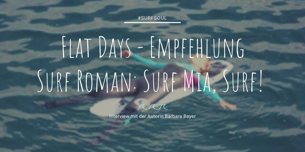 Surf Roman Surf Bücher Lesetipps für Surfer