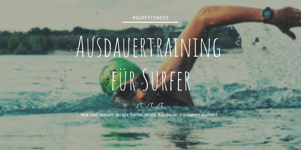 Ausauertraining für Surfer