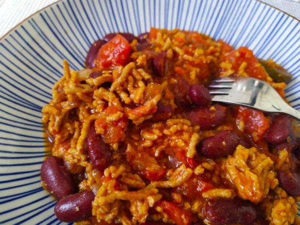 Chili Vegane 5