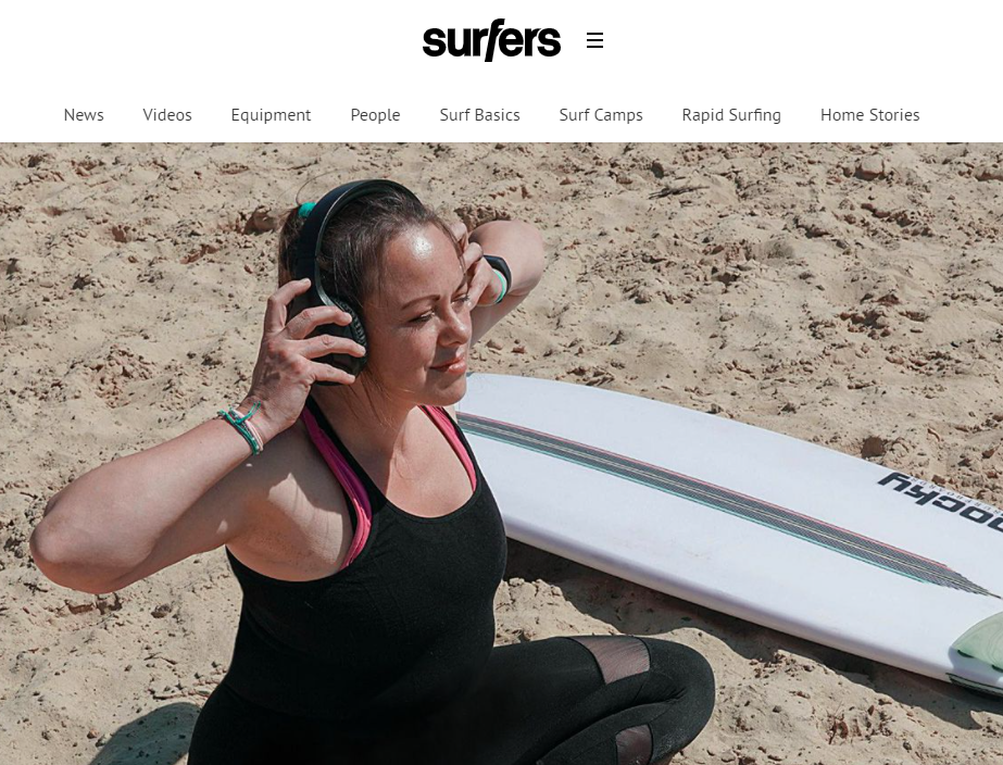 Surf Mentaltraining Sufers Mag
