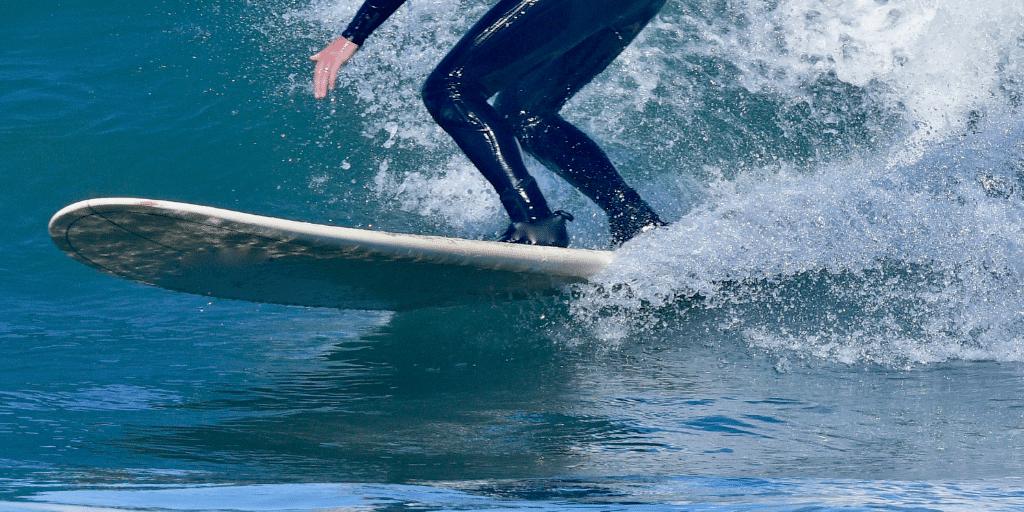 Muskeln Surfen Take Off