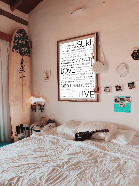 Soul Surf Manifest
