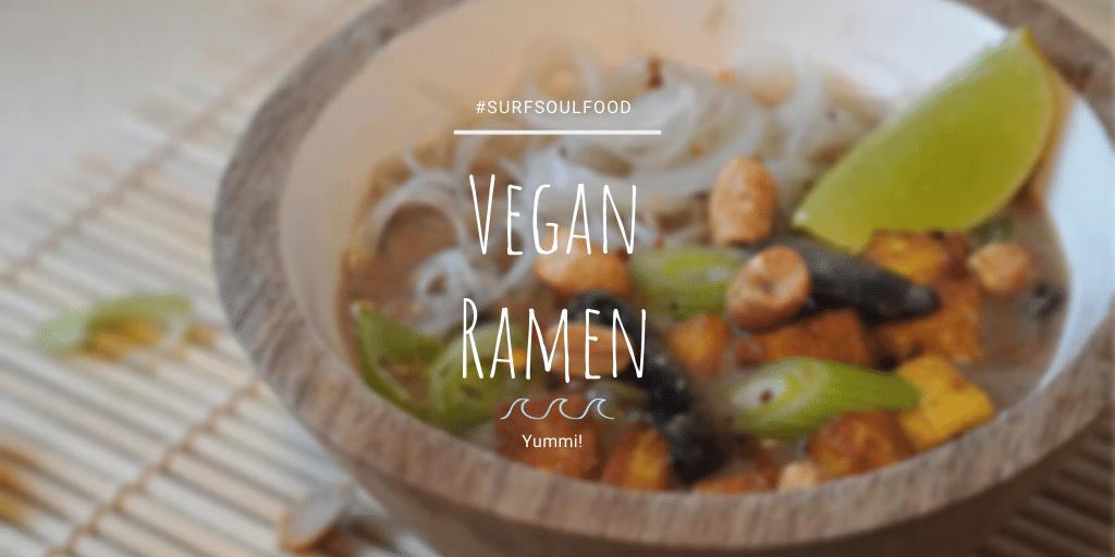 Surf Soul Food Vegan Ramen
