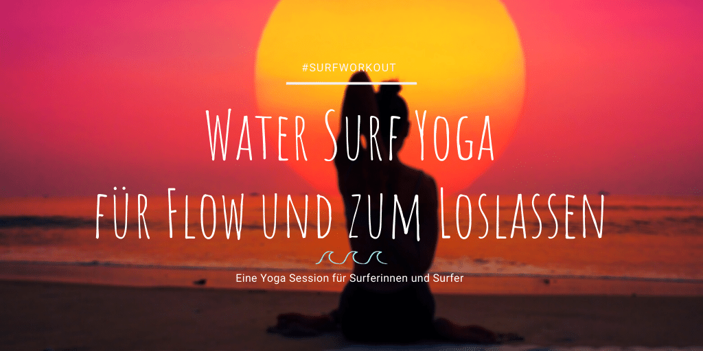 Water Surf Yoga