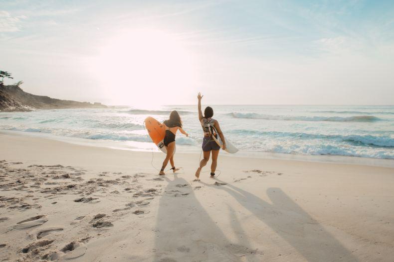 Endlich wieder Surfen - 5 Tipps um nach einer langen Pause wieder reinzukommen 1
