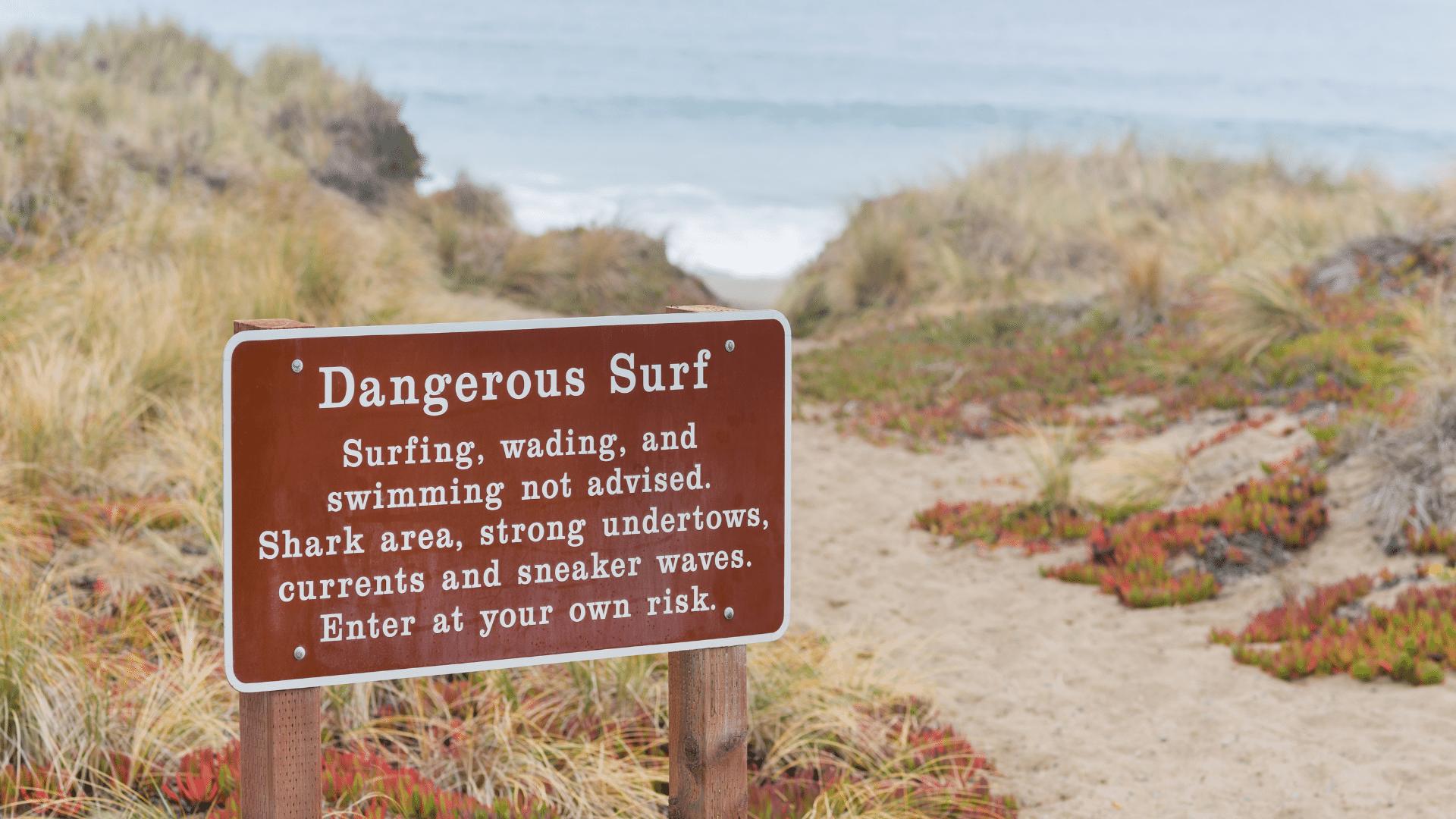 Risikomanagement für Surfer - Gefahren und Risiken beim Surfen richtig einschätzen