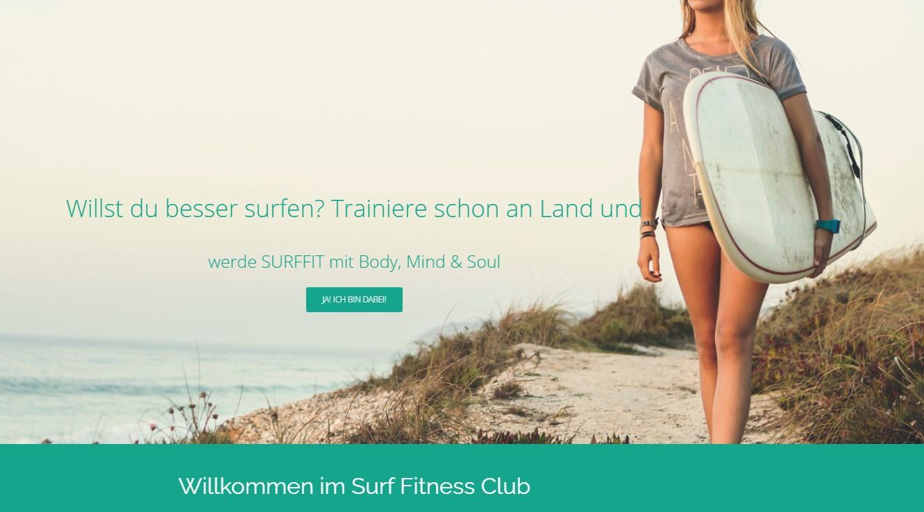 Surfen vorbereitung